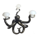 Octopus Shaped LED Lamp Post