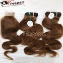 Remy Single Drawn Hair Extension