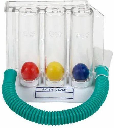 vinjoh Respiratory Exerciser, Model Number/Name: 8020, Rs 555 /unit   ID:  21002640497