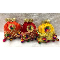 Wedding Gift Decorative Potli Bag