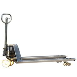 Stainless Steel Hand Pallet Truck HOPT