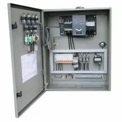 Mild Steel Electrical Distribution Box, IP Rating: IP33, Automation Grade: Semi-Automatic