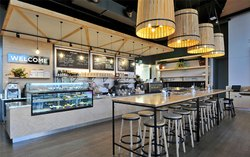 Cafe Interior Designing Service