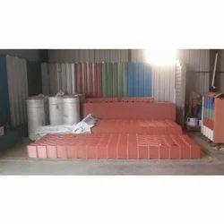 UPVC Spanish Tile Roof Sheet