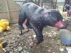 FRP Bear Statue (Code A-15a)