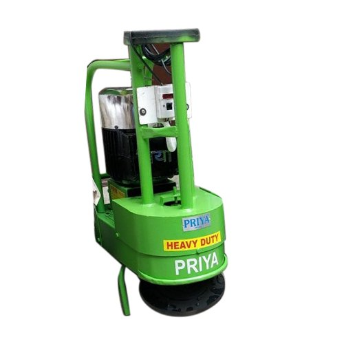 Priya Iron Sheet Granite Floor Polishing Machine Rs 18200 Piece
