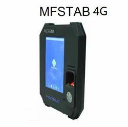 MFSTAB 4G Aadhaar Biometric Attendance System