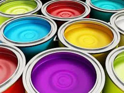 Polyrethane Acrylic Aliphatic Paint