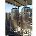 Automatic Water Softening System, Softener Tank Type: Vertical, Diameter : 200 - 2000 Mm