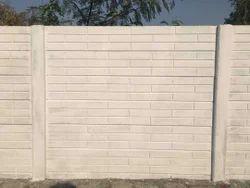 Exterior Concrete Wall