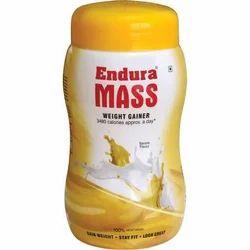 Endura Mass Weight Gainers, Packaging: 1 kg