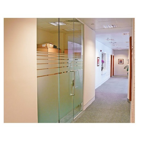 Swing Plain Toughened Glass Door For Office Rs 750 Square Feet Alcoglaze Id 18955251797