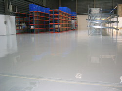 Self Leveling Epoxy Flooring Service