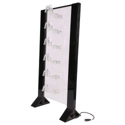 LED Acrylic Eyeglasses Display Holder Stand