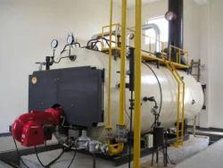 High Pressure FBC Boiler