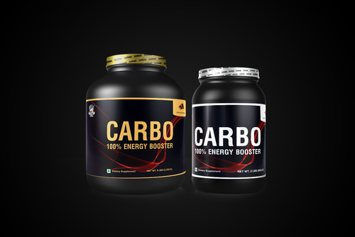 m strong carbo protein supplement boost energy and lean muscle mass