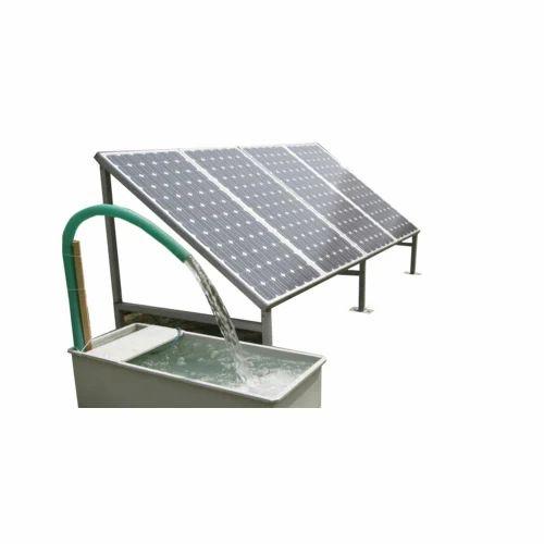 Industrial Solar Water Pump