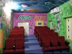 Play School Auditorium Chair