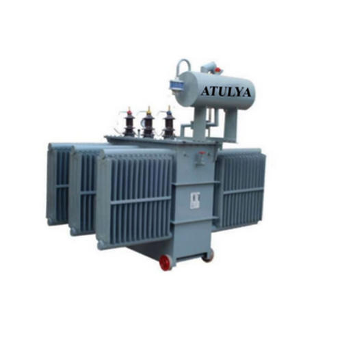 Atulya Three Phase Oil Cooled Distribution Transformer