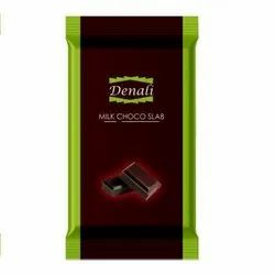 Bar Denali Milk Chocolate Slab