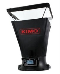 Kimo HVAC Duct Air Flow Capture Hoods, Capacity: 40 To 3500 M3 /H, for Industrial Use