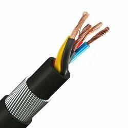 Seewel Cables 24 MultiCore Copper Armoured XLPE PVC Cable, Size: 1.5 Sq Mm