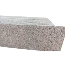 Honed Imperial Pink Granite Slab, For Flooring, Thickness: 18 mm
