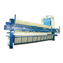 Cloth Washing Filter Press