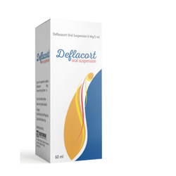 Deflazacort Oral Suspension 6mg per 5ml