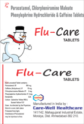 Flu Care Tablets