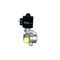 2/2 Pilot Operated Diaphragm Solenoid Valve