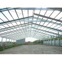 Industrial Structure Shed