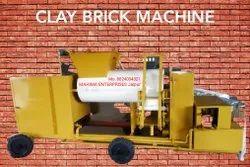 Red Clay Brick Making Machine