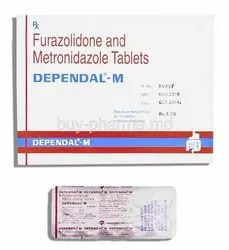 Furazolidone and Metronidazole Tablets
