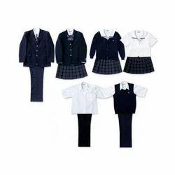 Cotton Student School Uniform