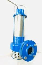 AXIS PUMPS Up To 70 Meters Portable Sewage Submersible Pump, 2900 Rpm, Max Flow Rate: 5000 Lpm