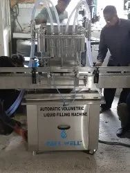Automatic Shampoo Bottle filling machine