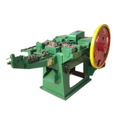 Simran Automatic Wire Nails Making Machine