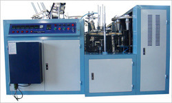 Double Side PE Coating Paper Cup Making Machine