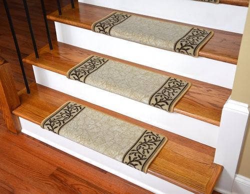 designer stair tiles 8 10 mm rs 280 sheet color step riser rh indiamart com