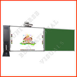 Interactive Whiteboard Smart Classroom Set With Short Through Projector