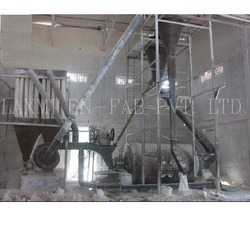 Quick Lime Grinding Plant
