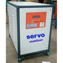 Steel Servo Voltage Stabilizer