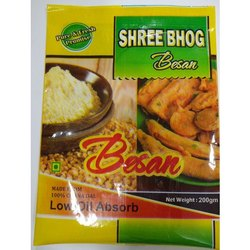 Besan Packing Printed Plastic Pouch