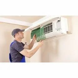 Electricity Corrective Maintenance AC repairing services, For Home Service And Office, Capacity: 2 Tons