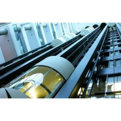 Apartment Hydraulic Elevator, Capacity: 200-1000 Kg