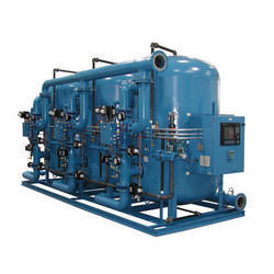 Institutional Water Softner plant