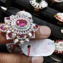Total Nine Stone (Nine Stone Ring) - Shwas Jyotish And Gems