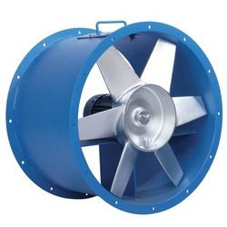 SS Axial Flow Fan