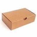 Corrugated Mobile Box